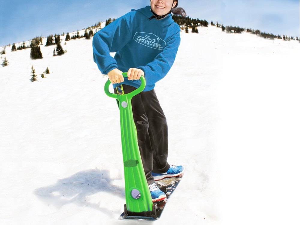 Snowboard Kick Scooter