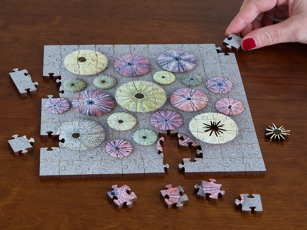 Small Wooden Jigsaw Puzzle
