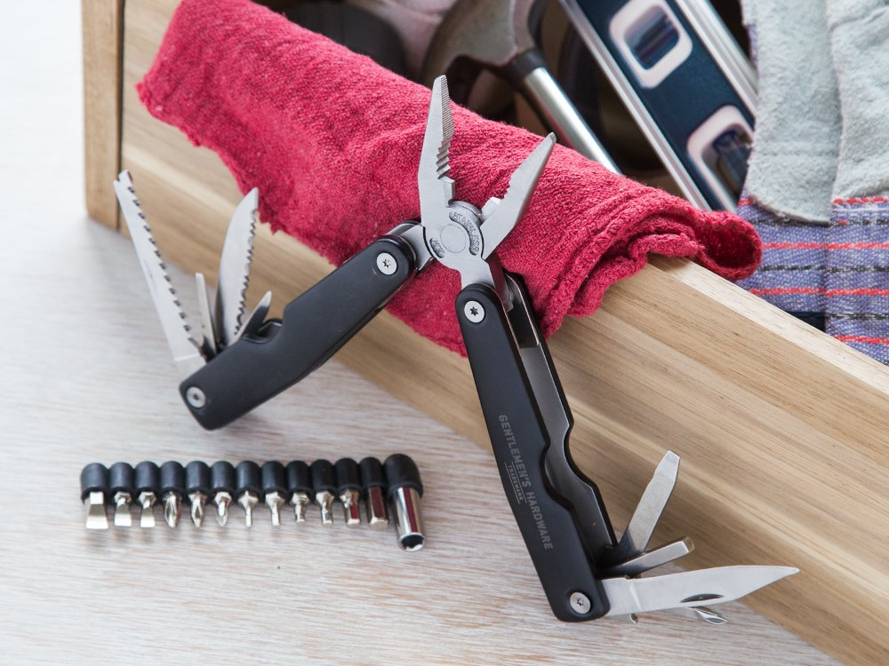 Plier and Screwdriver Multi-Tool