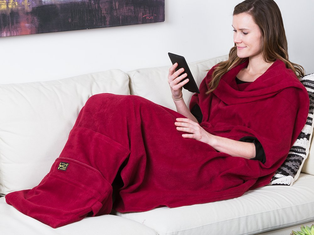 Wearable Travel Blanket