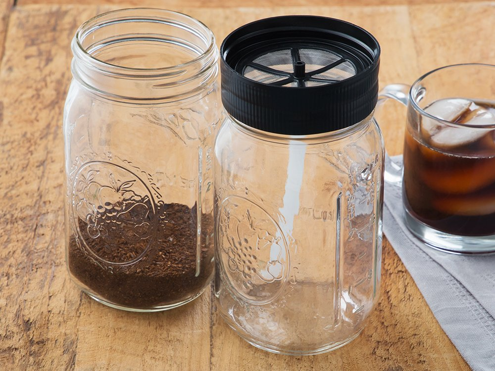 Cold Brew Mason Jar Starter Pack
