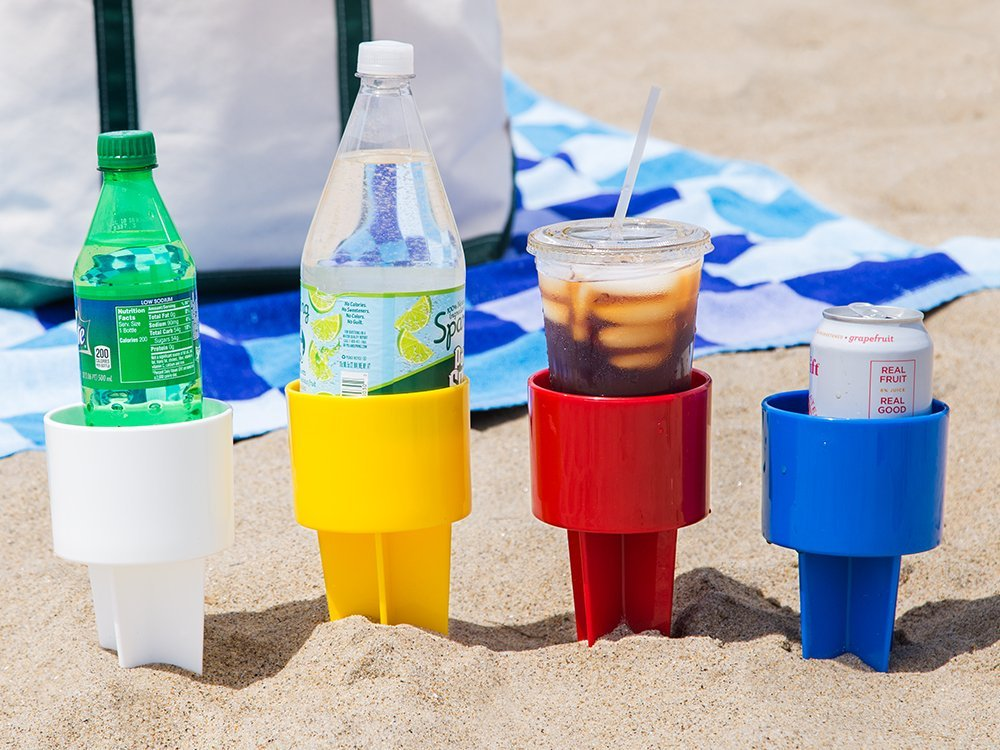 Sand Drink Holders Set of 4