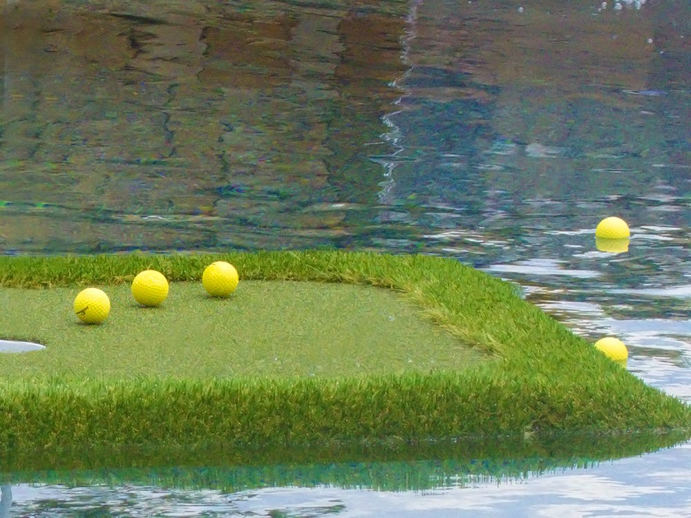 Floating Golf Balls - Set of 12