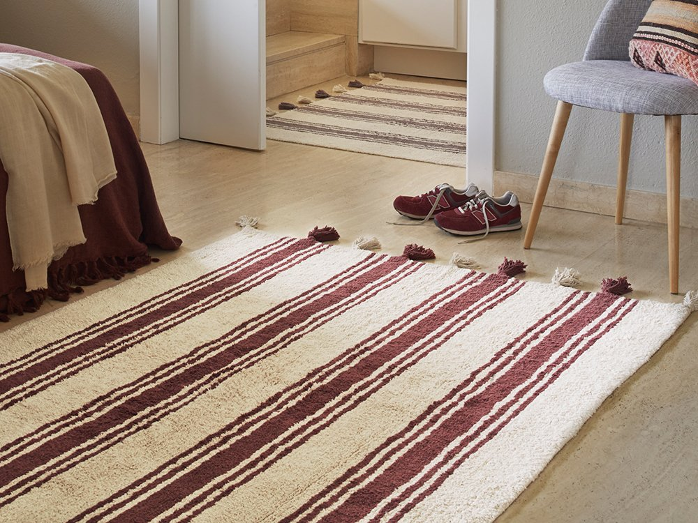 Stripe Design Rug