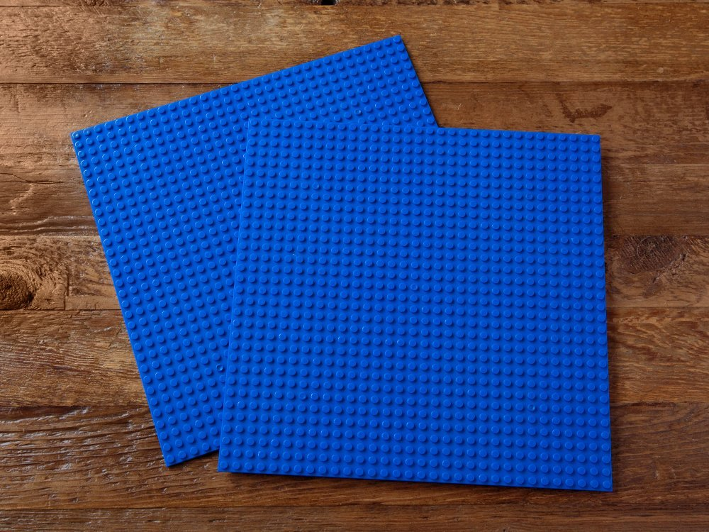 Removable Tile Building Surface - Set of 2