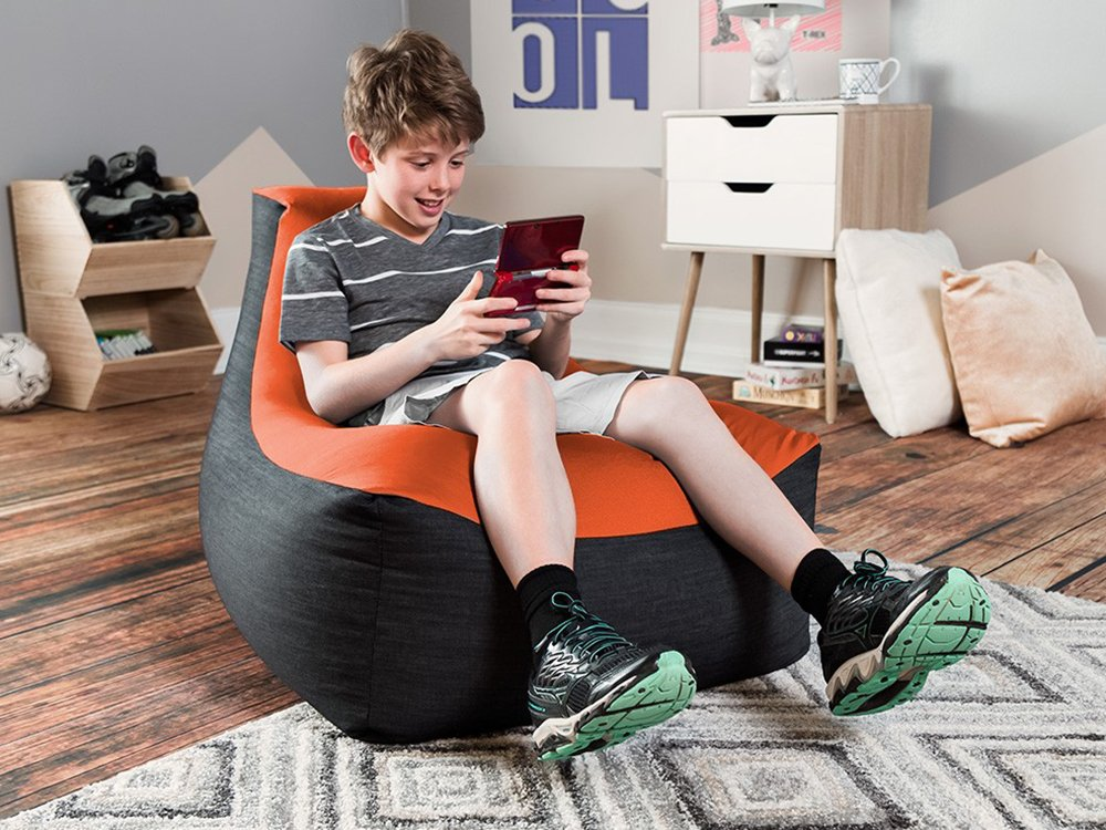 Kids Strato Bean Bag Gaming Chair