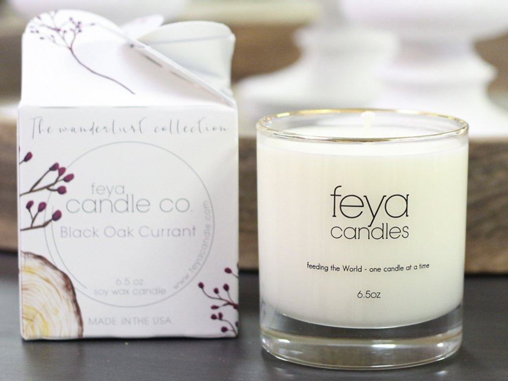 All-Natural Soy Wax Candle