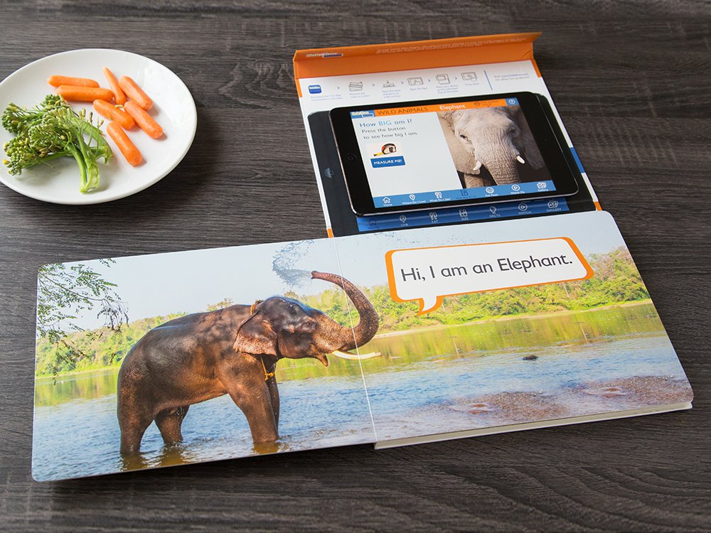Interactive iPad Picture Book