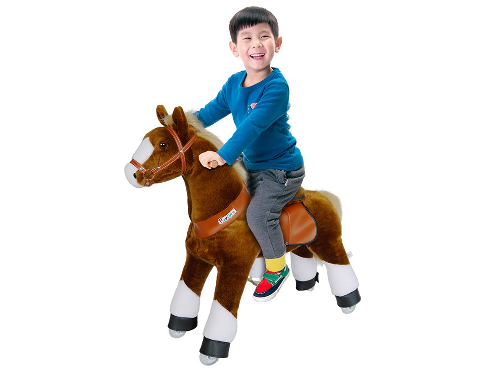 Small Horse Ride-On Toy
