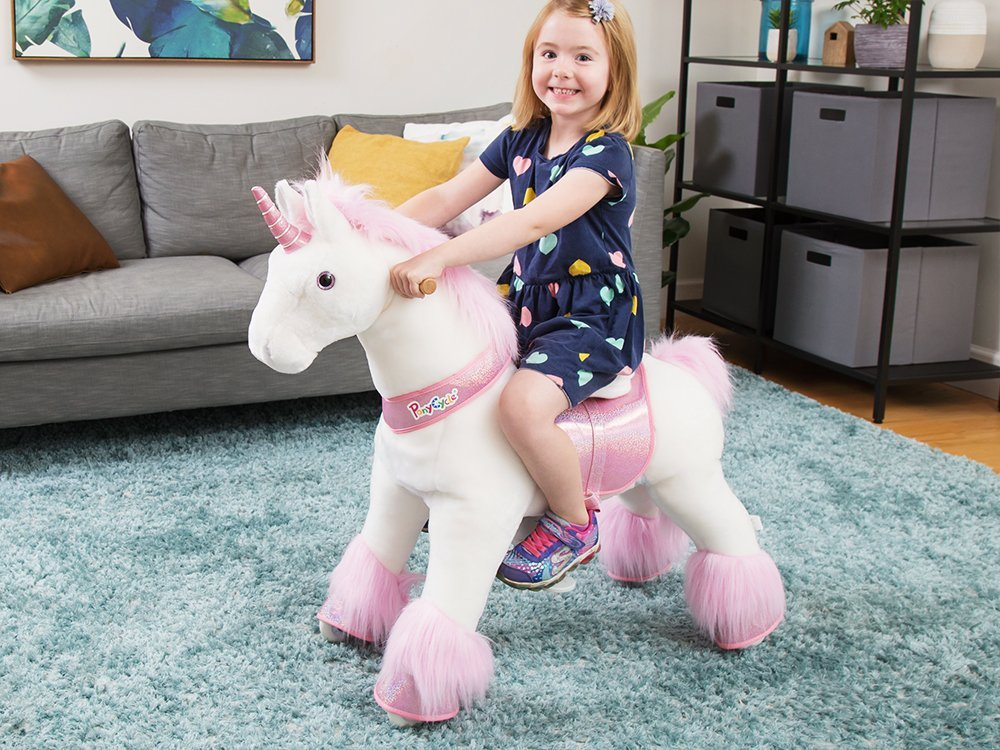Ride-On Unicorn