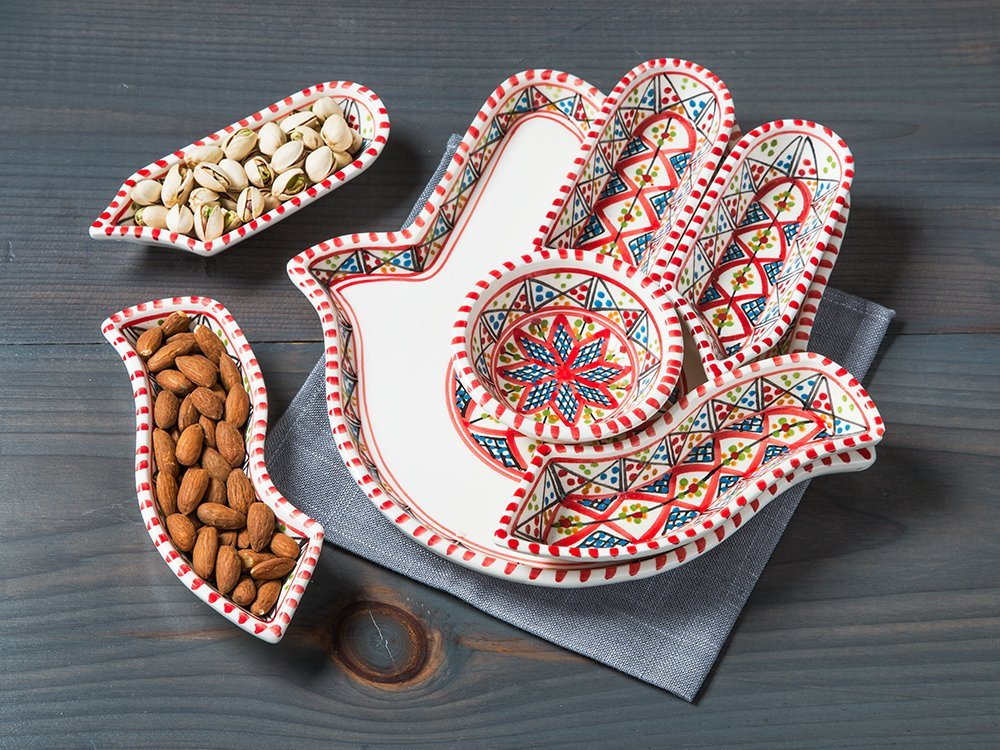 Kamsah Dipping Set