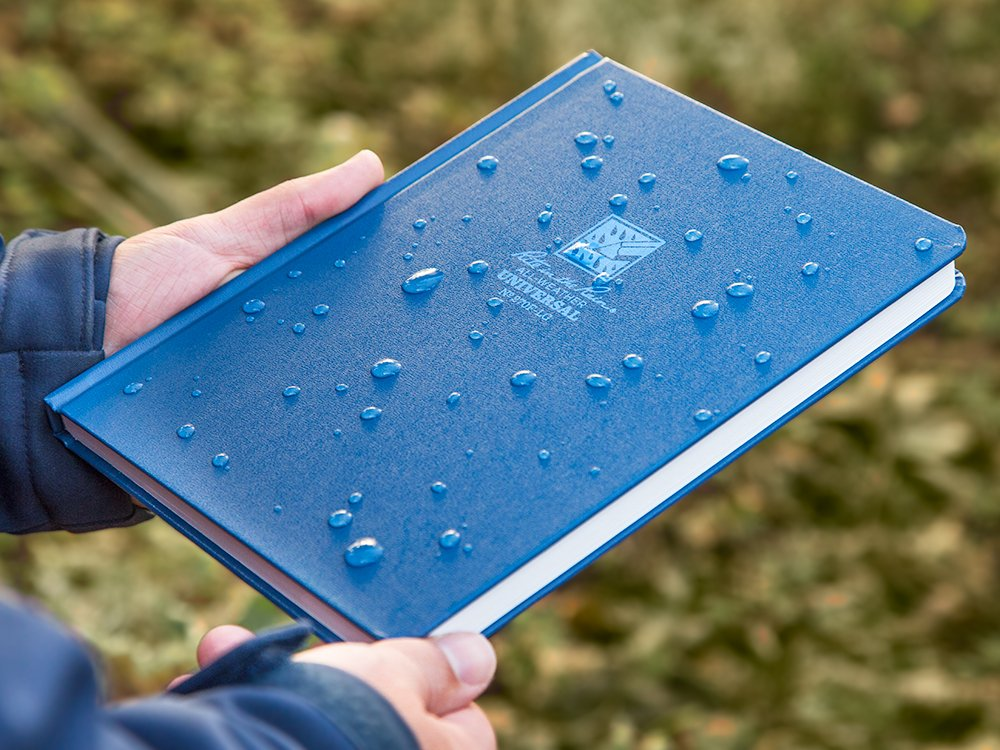 All-Weather Bound Notebook