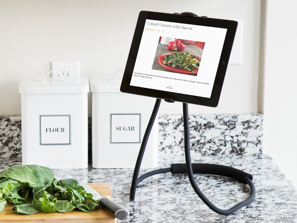 Wearable Mobile Device Stand