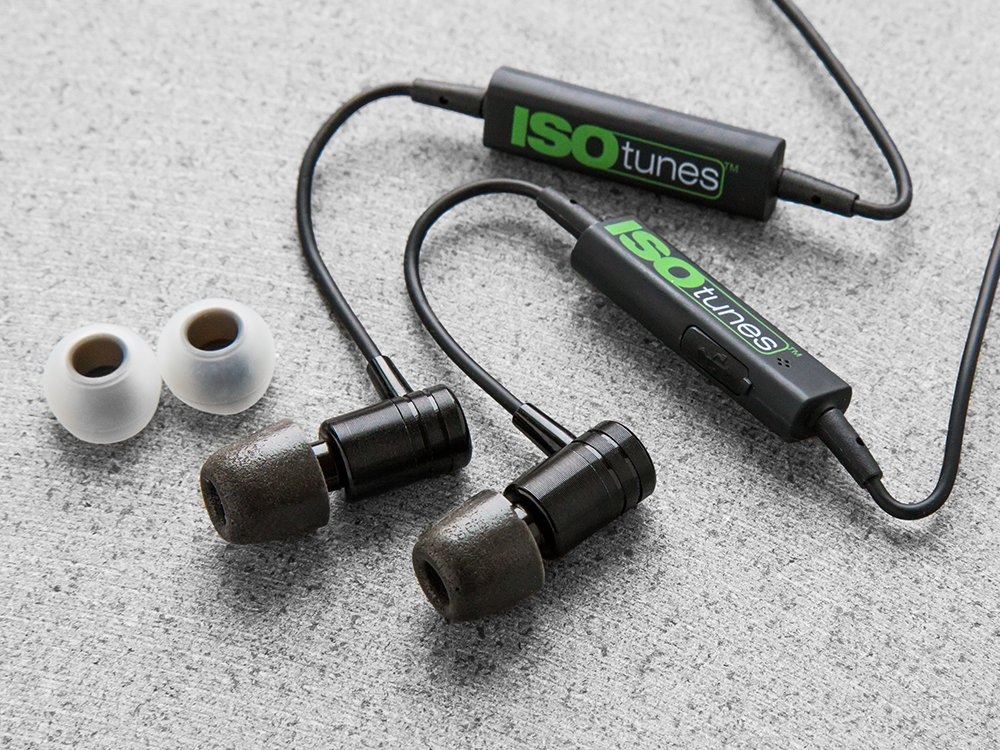 Wireless Noise Isolating Earbuds