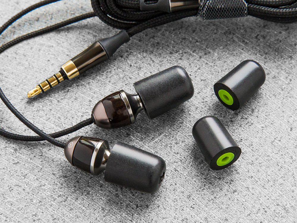 Wired Noise Isolating Earbuds