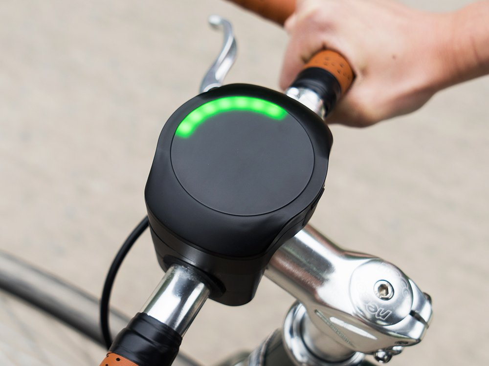 Smart Connected Bike System