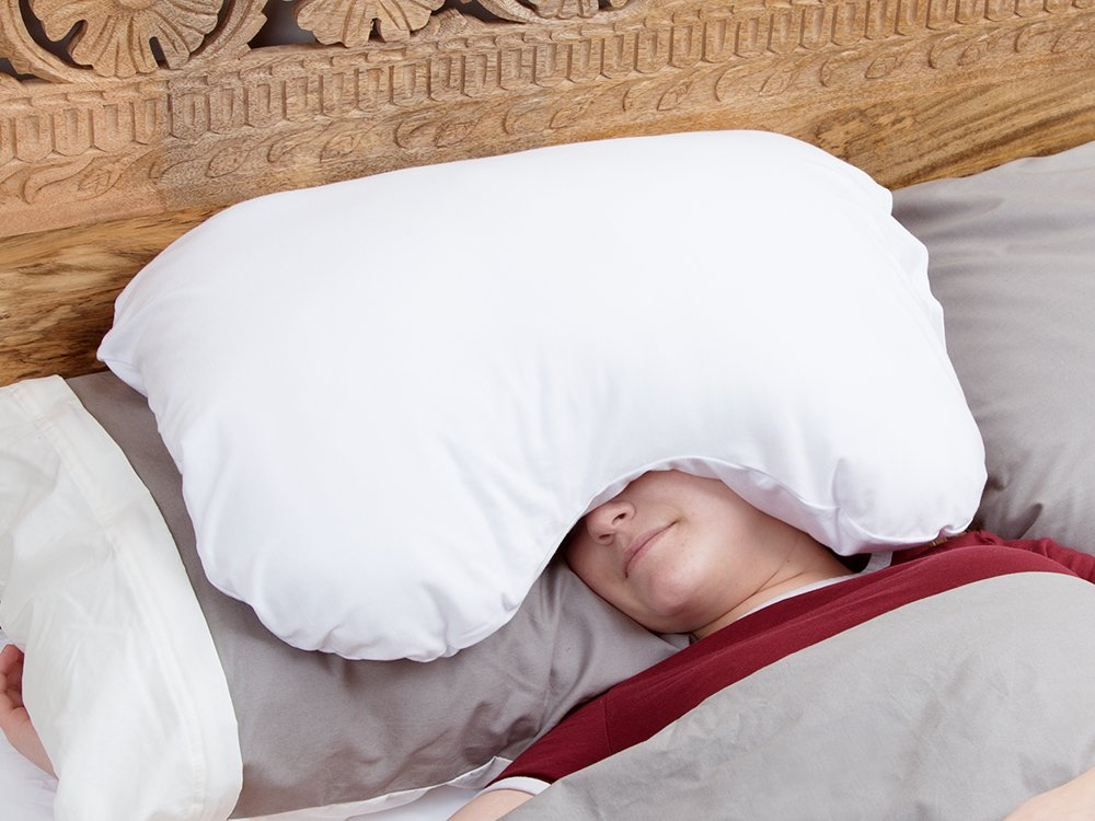 Over-The-Head Relaxation Pillow