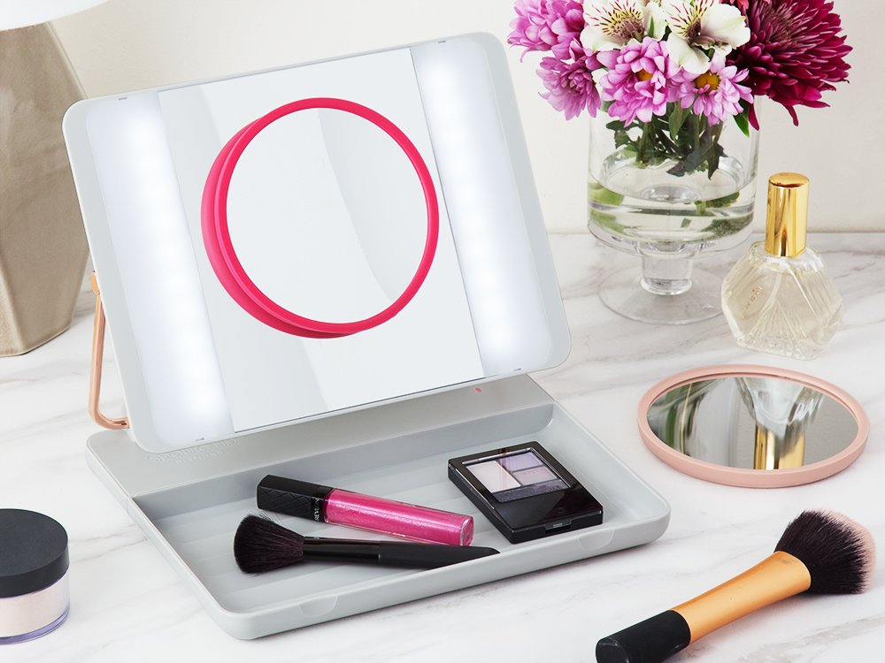Bright Daylight LED Makeup Mirror