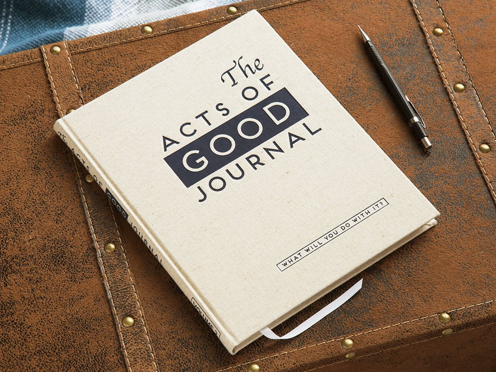 The Acts of Good Journal