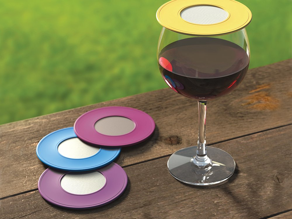 Ventilated Wine Drink Covers