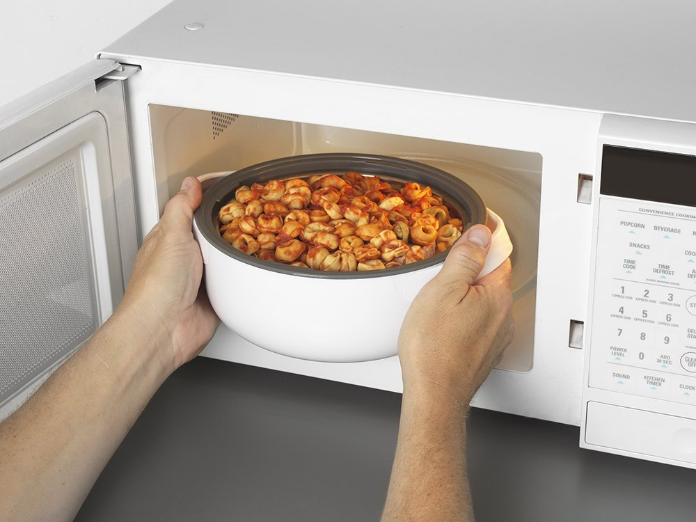 Insulated Microwavable Casserole Bowl