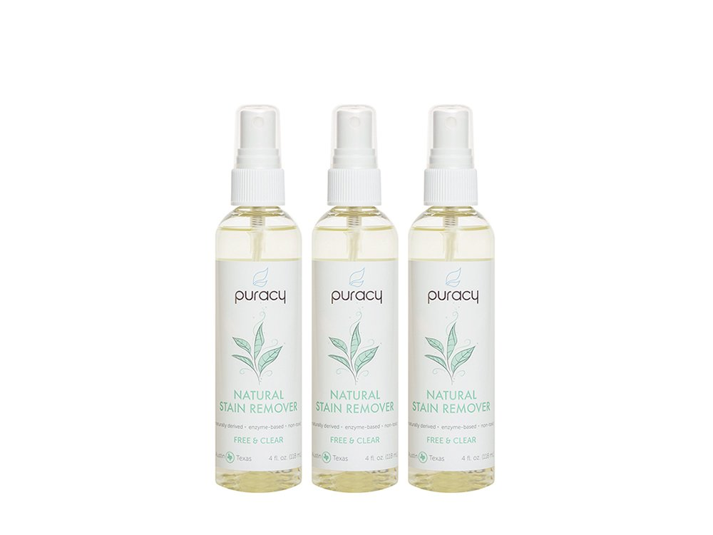 Plant Enzyme Natural Stain Remover - Travel Set
