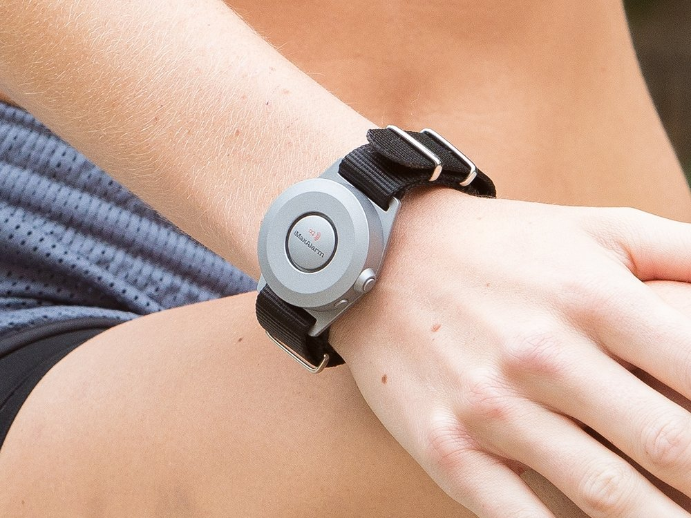 Wearable Personal Security Alarm