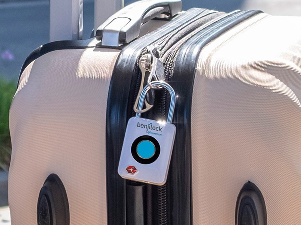 Fingerprint Travel Lock