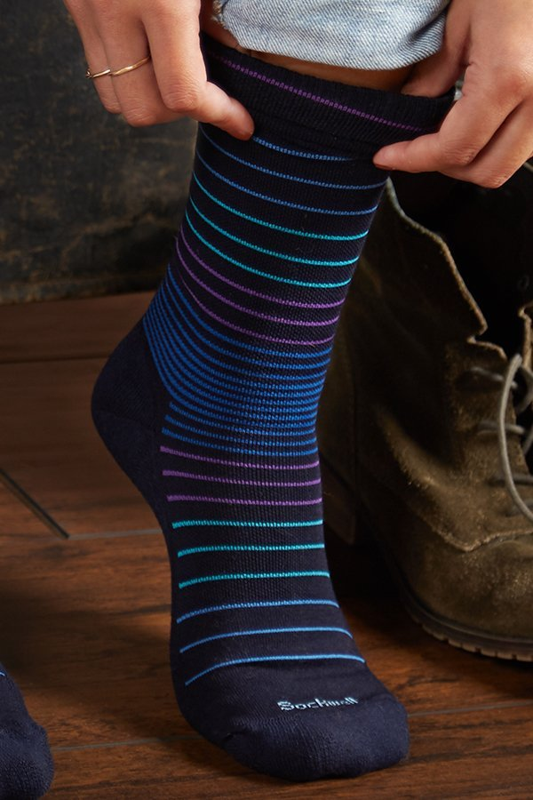 Sockwell Modern Wool Compression Socks | The Grommet®