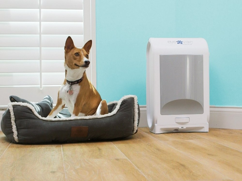 Pet Touchless Vacuum
