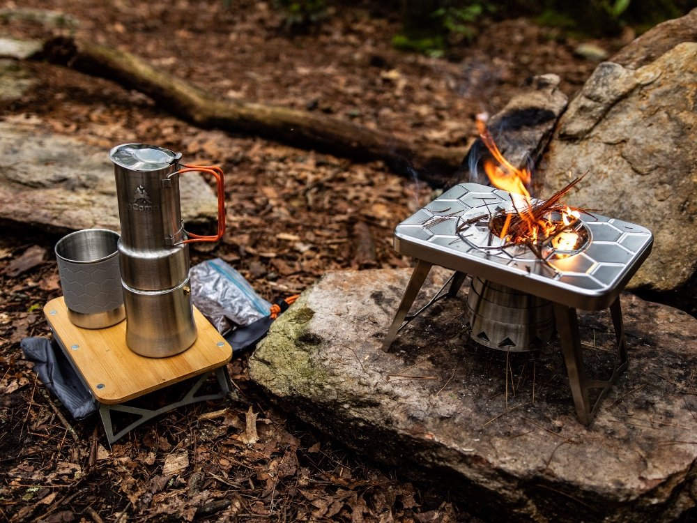 Kitchen-To-Go Camping Set