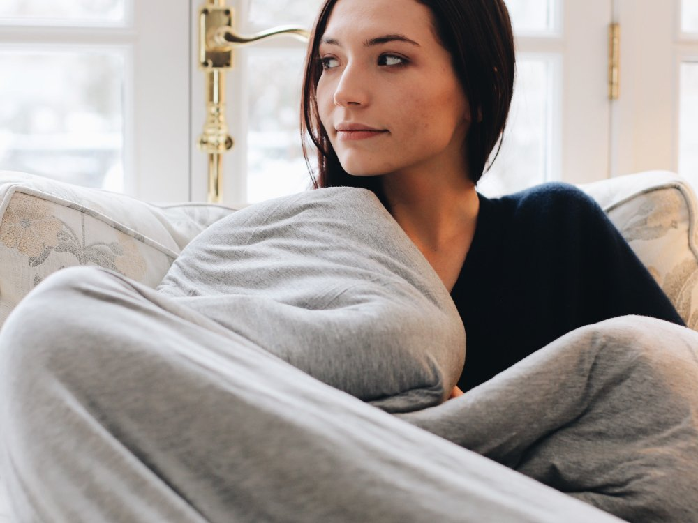 Cooling Weighted Blanket with Cover