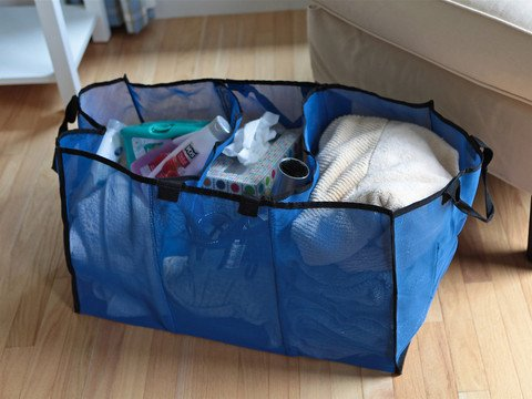 3 Compartment Laundry & Utility Basket