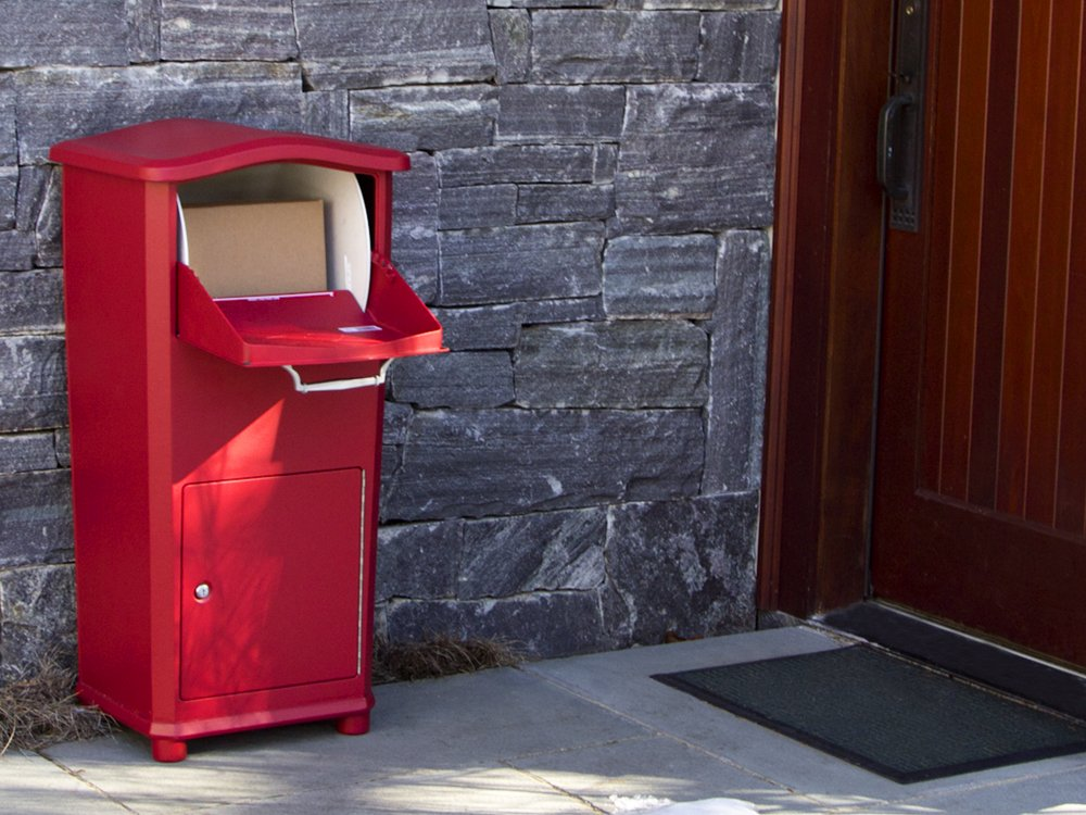Secure Mailbox