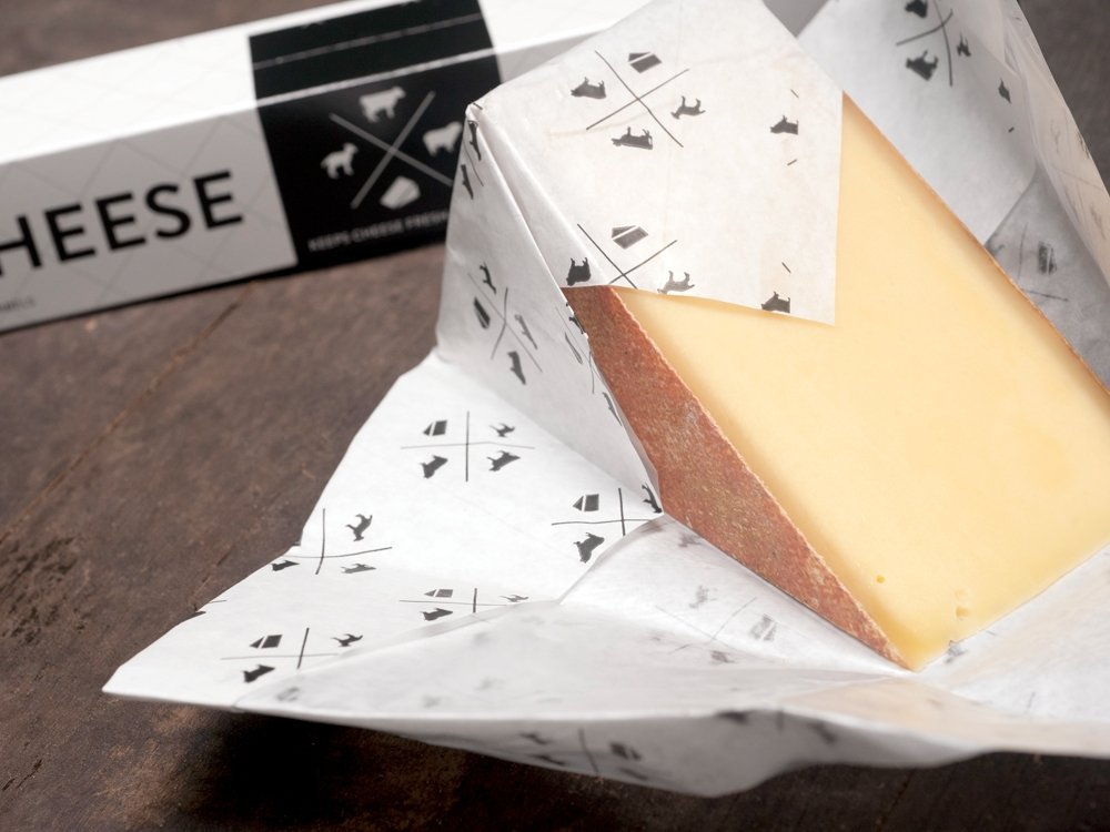 Cheese Storage Papers