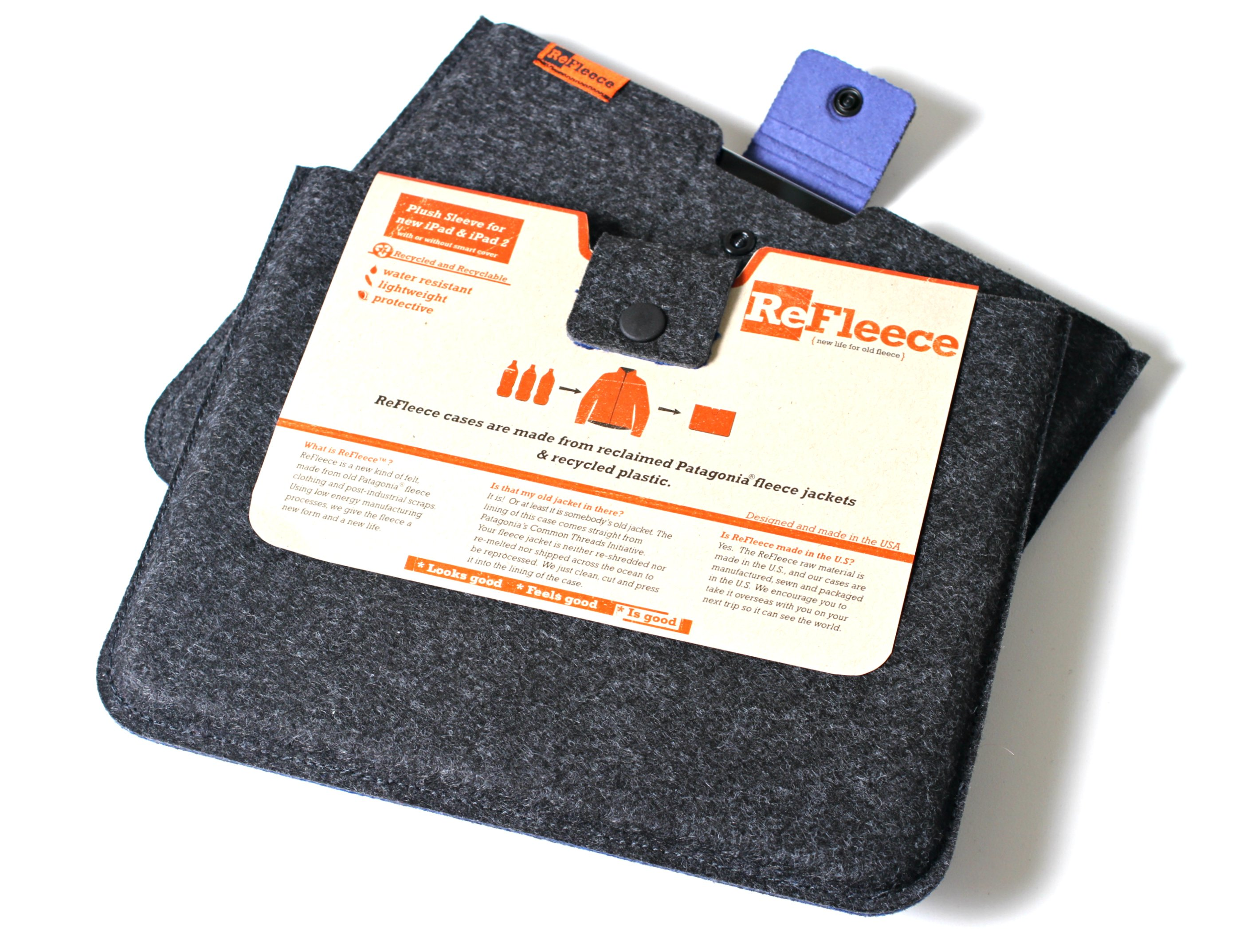 Large Tablet Sleeve