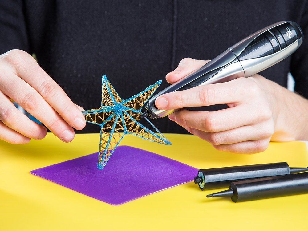 Cool Touch 3D Pen Starter Kit