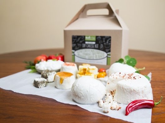 Deluxe Cheese Kit - 30 batches