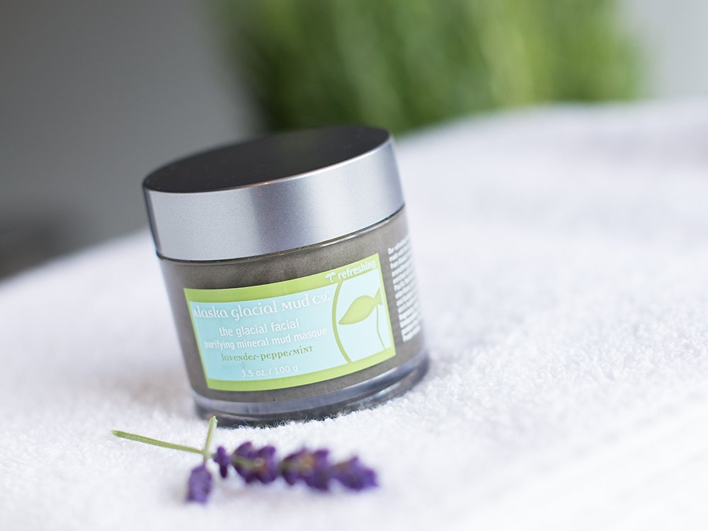 Lavender-Peppermint Facial Mask
