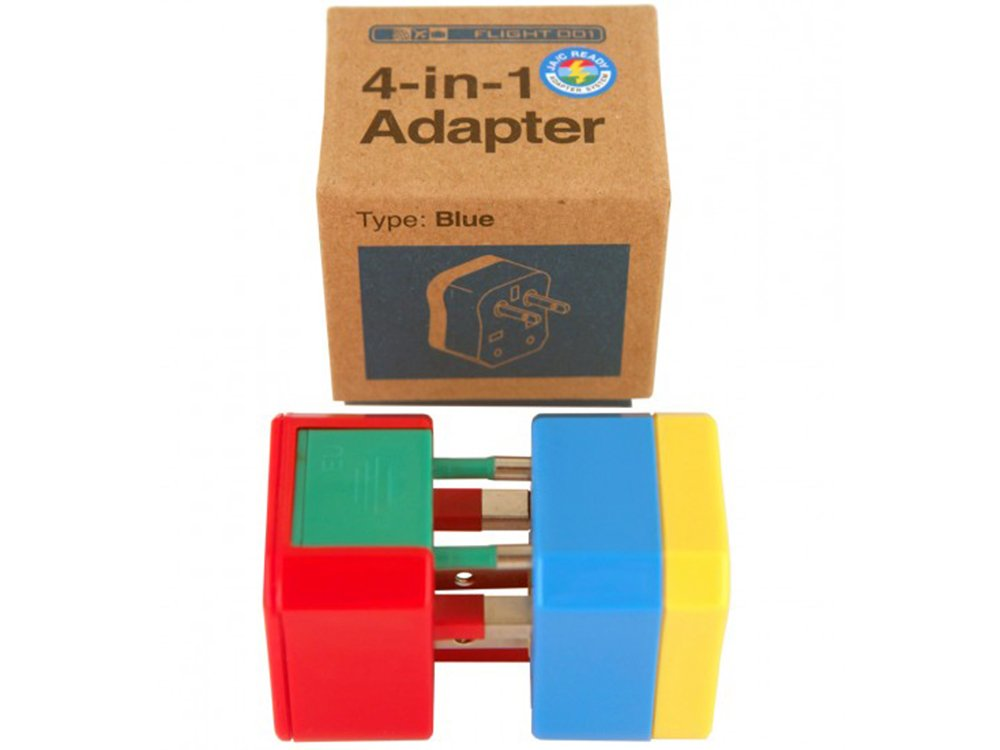 F1 4-in-1 Adapter