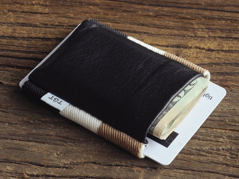 The Doctor Minimalist Wallet