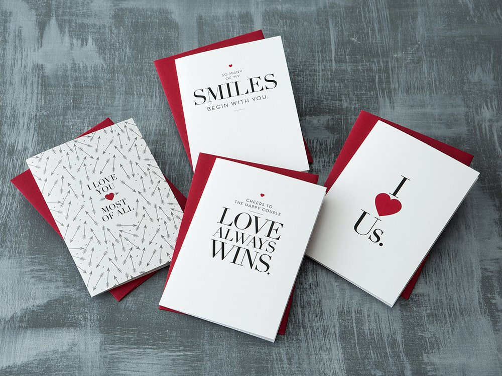 Boxed Set of 8 Greeting Cards