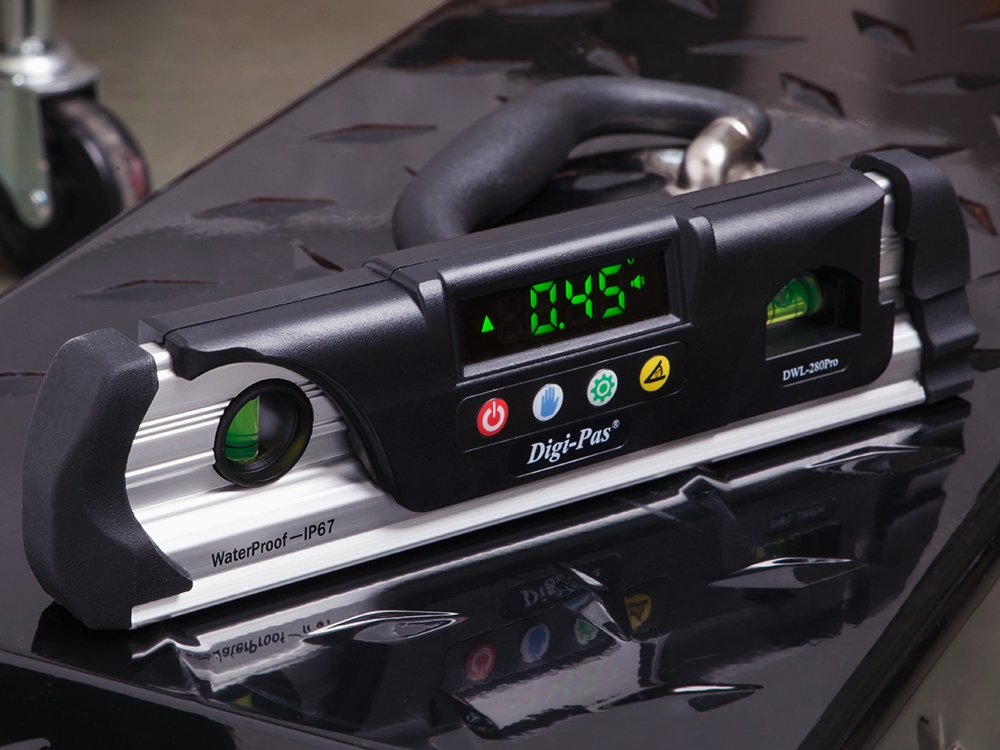 Waterproof Torpedo Digital Level