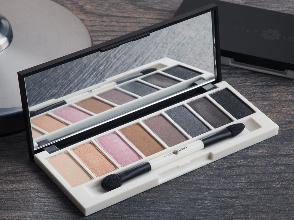 All-Natural Eye Shadow Palette