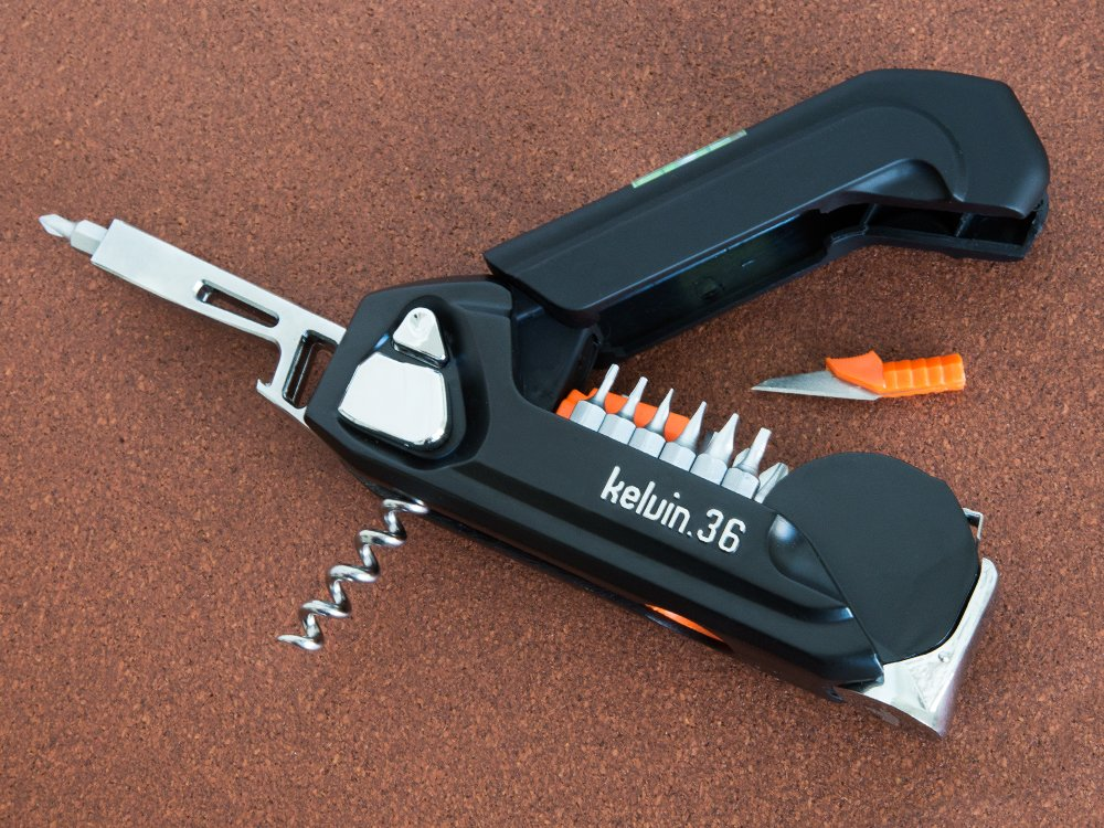 36-in-1 Deluxe Multi-Tool