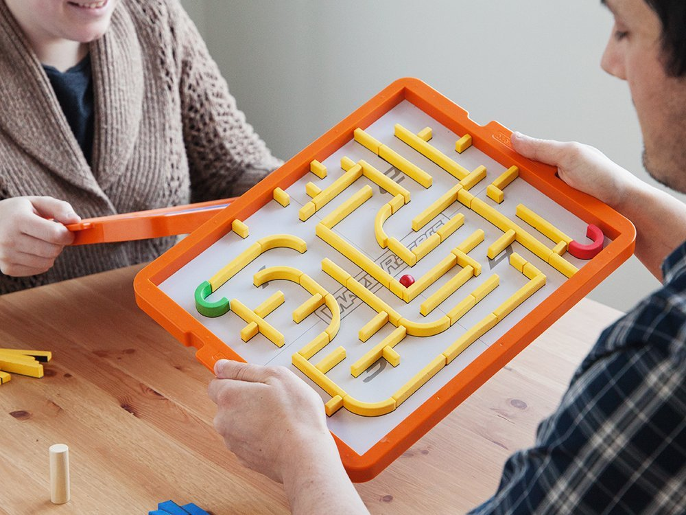Fast-Paced Puzzle Game
