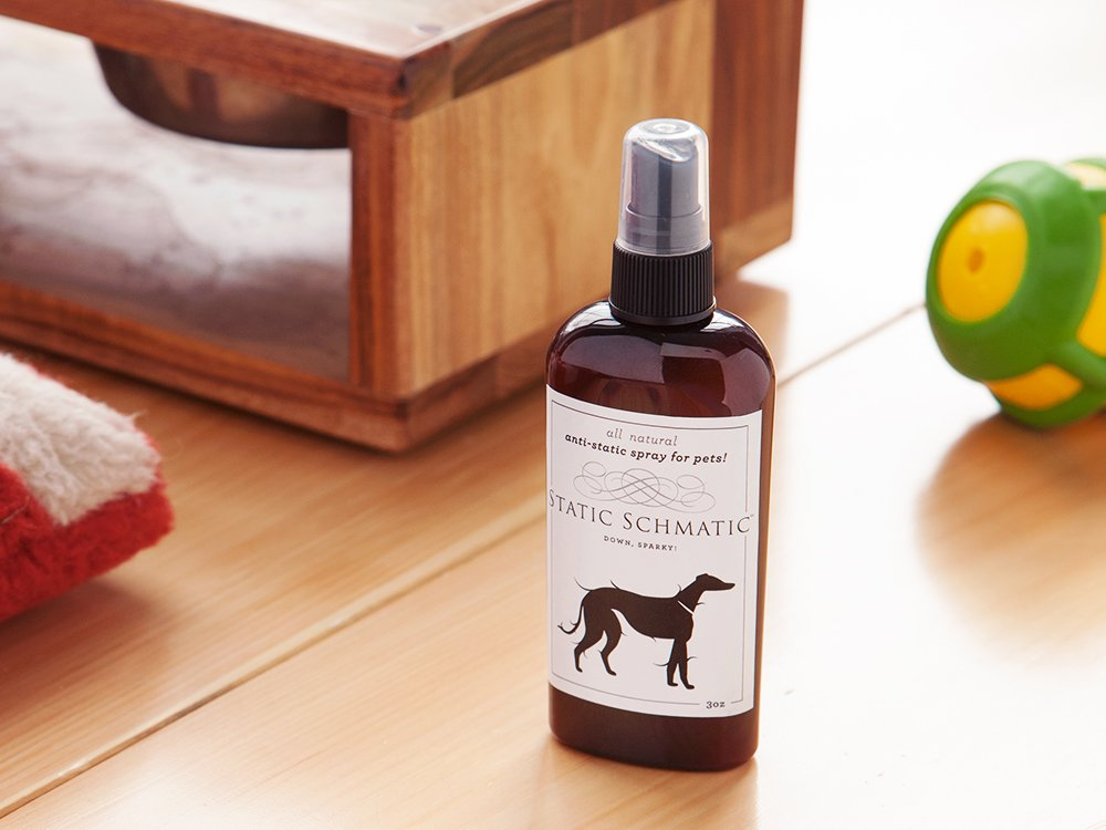 Anti-Static Spray for Pets - Set of 2
