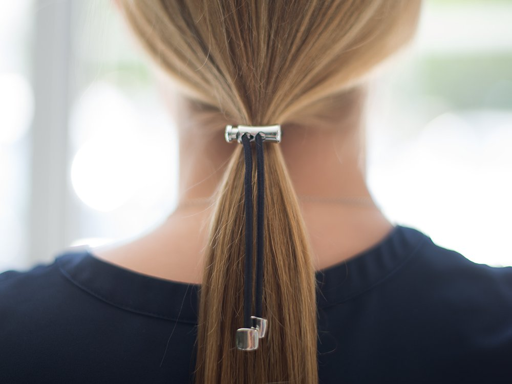 Sliding Hair Tie - Metals
