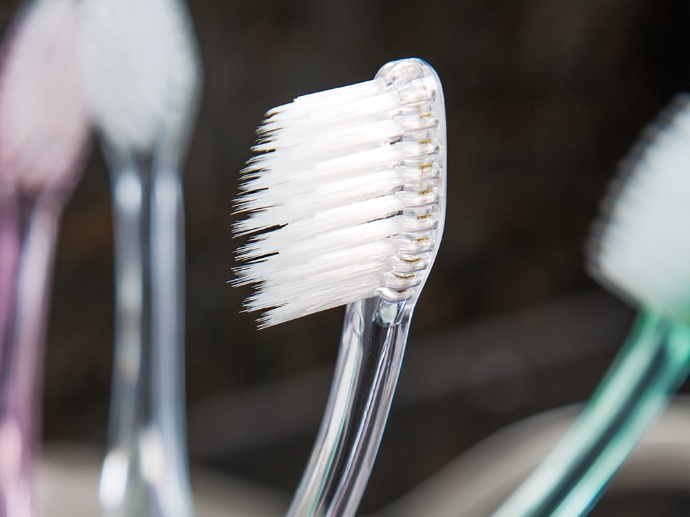 Silver Infused Toothbrush