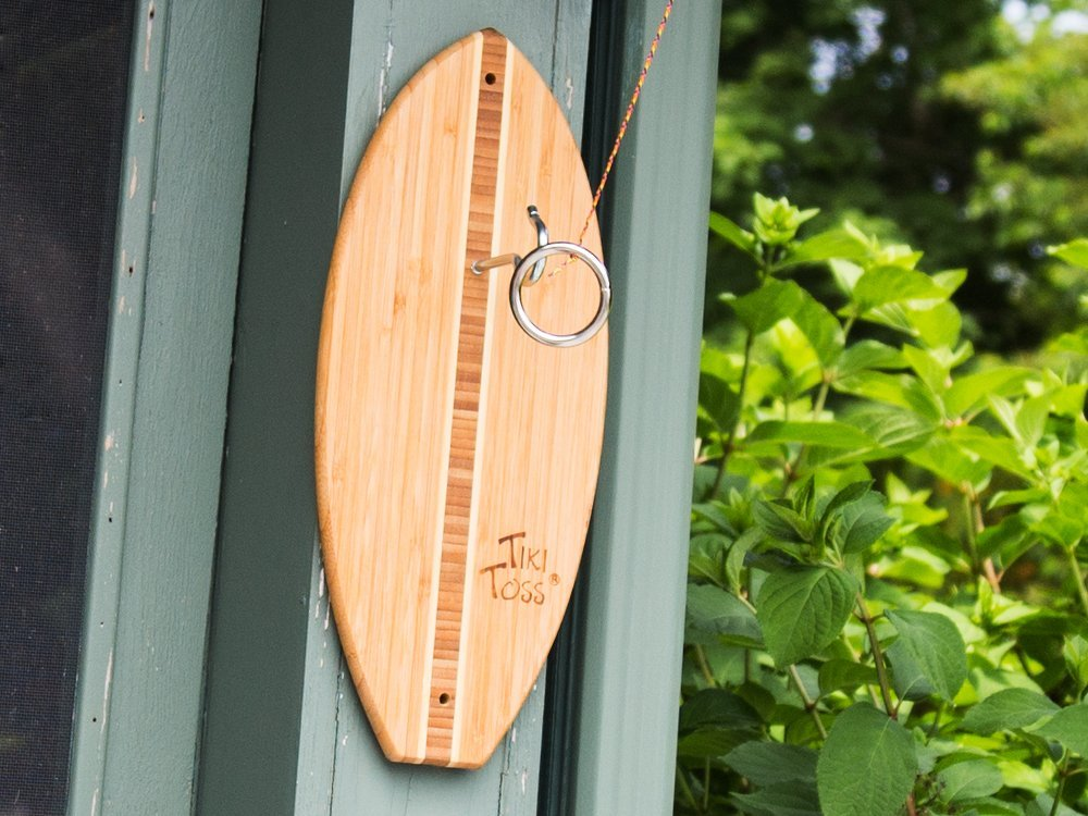 Hook & Ring Game - Surf Edition